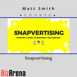 Matt Smith - Snapvertising