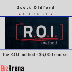 Scott Oldford - the R.O.I...