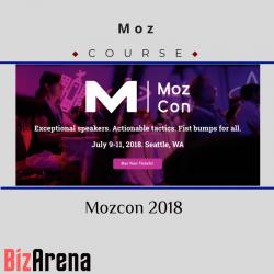 Moz - Mozcon 2018