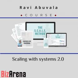 Ravi Abuvala - Scaling with...