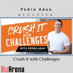 Pedro Adao - Crush It with...