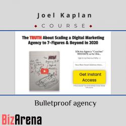 Joel Kaplan – Bulletproof...