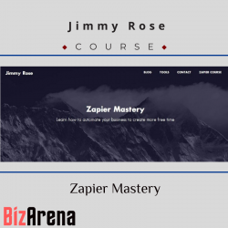 Jimmy Rose - Zapier Mastery