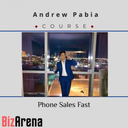 Andrew Pabia - Phone Sales...
