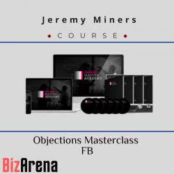 Jeremy Miners - Objections...