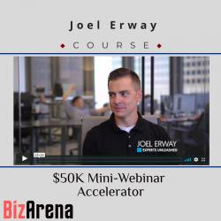 Joel Erway - $50K...