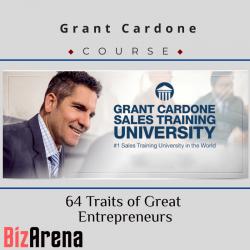 Grant Cardone - 64 Traits...