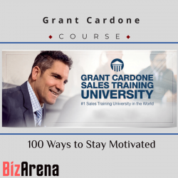 Grant Cardone - 100 Ways to...