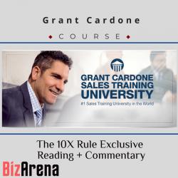 Grant Cardone - The 10X...